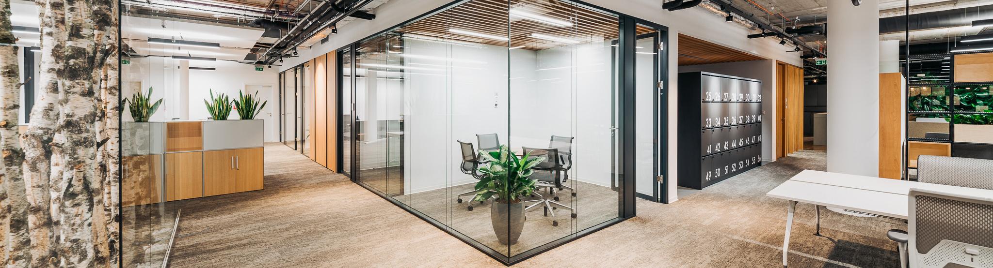 SLOBYT Office roka BA